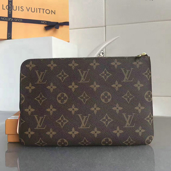 louis vuitton etui voyage pm m44191 monogram canvas. Black Bedroom Furniture Sets. Home Design Ideas