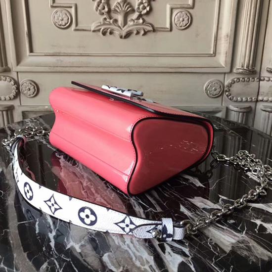 Louis Vuitton Twist Pm M54728 Monogram Vernis