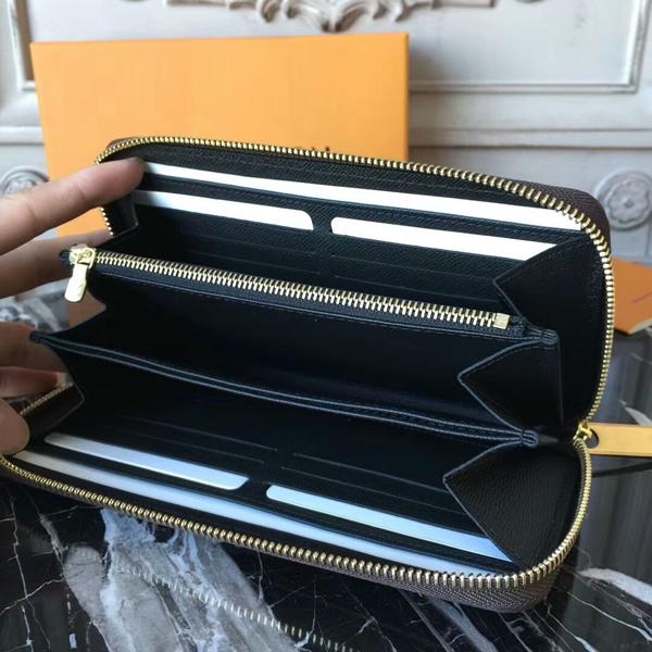 Louis Vuitton Zippy Wallet M67258 Monogram Canvas