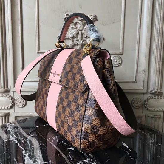 Louis Vuitton Bond Street N64417 Damier Ebene Canvas