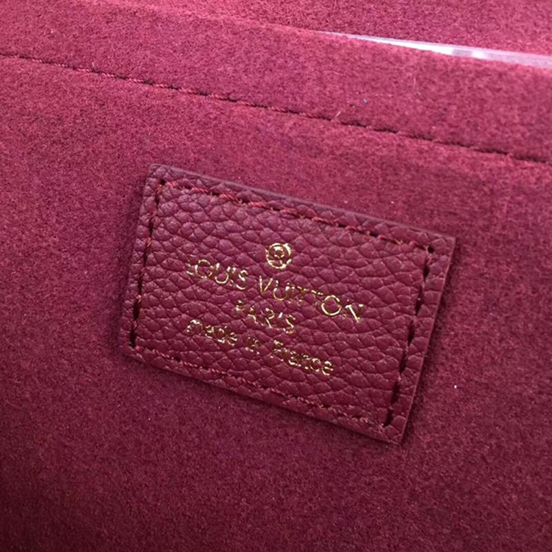 Louis Vuitton Saint Placide M43715 Monogram Canvas
