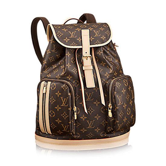 Louis Vuitton M40107 Bosphore Backpack Monogram Canvas
