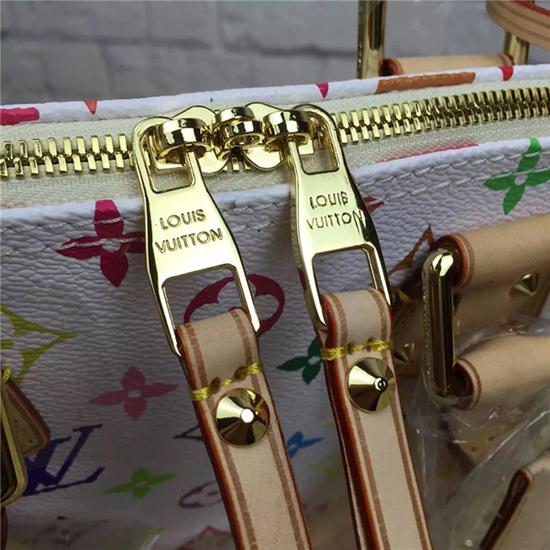Louis Vuitton M40443 Alma PM Tote Bag Monogram Multicolore Canvas
