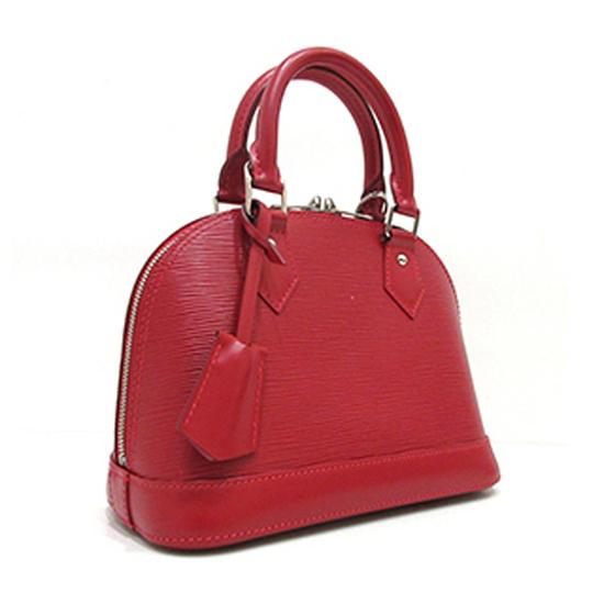 Louis Vuitton M40850 Alma BB Tote Bag Epi Leather