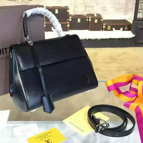 Louis Vuitton M41312 Cluny BB Tote Bag Epi Leather