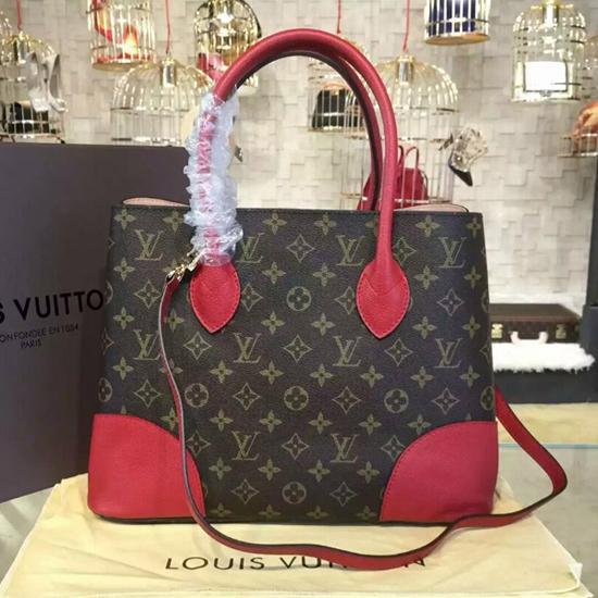 Louis Vuitton M41596 Flandrin Tote Bag Monogram Canvas