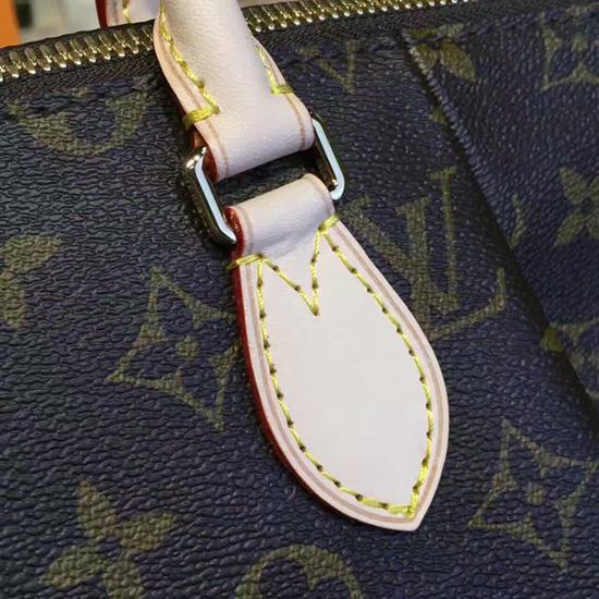 Louis Vuitton M48813 Turenne PM Tote Bag Monogram Canvas