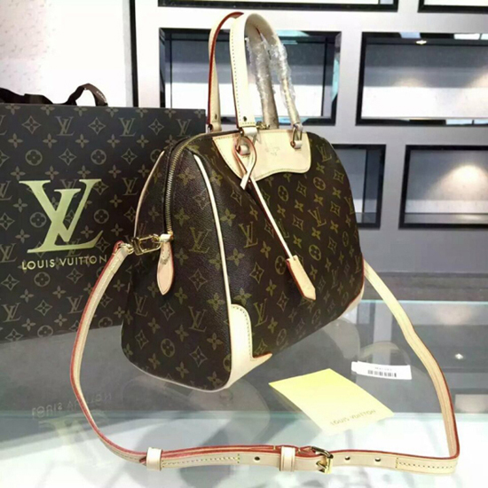 Louis Vuitton M50056 Retiro Shoulder Bag Monogram Canvas