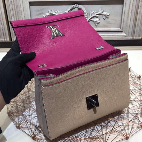 Louis Vuitton M50919 Lockme II BB Shoulder Bag Taurillon Leather