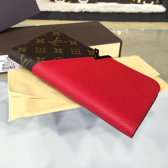 Louis Vuitton M56174 Kimono Wallet Monogram Canvas