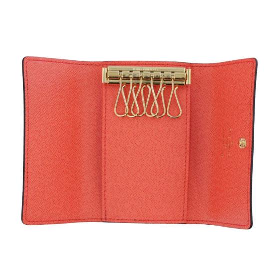 Louis Vuitton M61538 6 Key Holder Monogram Canvas