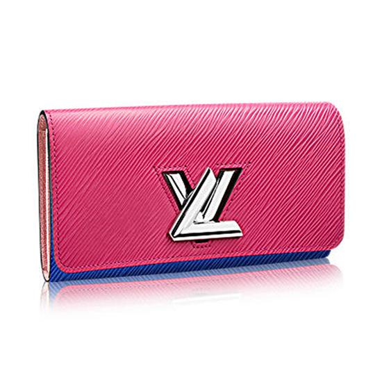 Louis Vuitton M61783 Twist Wallet Epi Leather