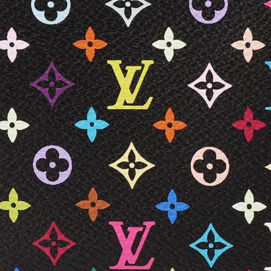 Louis Vuitton M93740 Zippy Coin Purse Monogram Multicolore Canvas