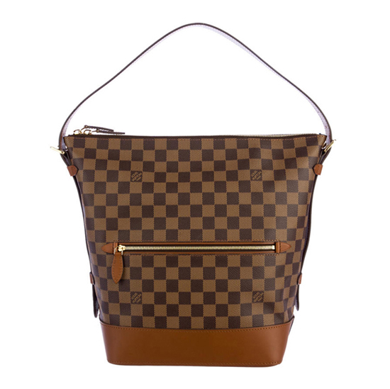 Louis Vuitton N41544 Diane Shoulder Bag Damier Ebene Canvas