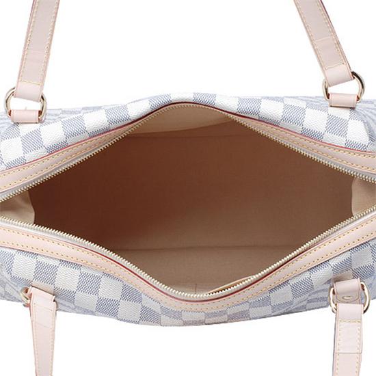 Louis Vuitton N42220 Stresa PM Shoulder Bag Damier Azur Canvas