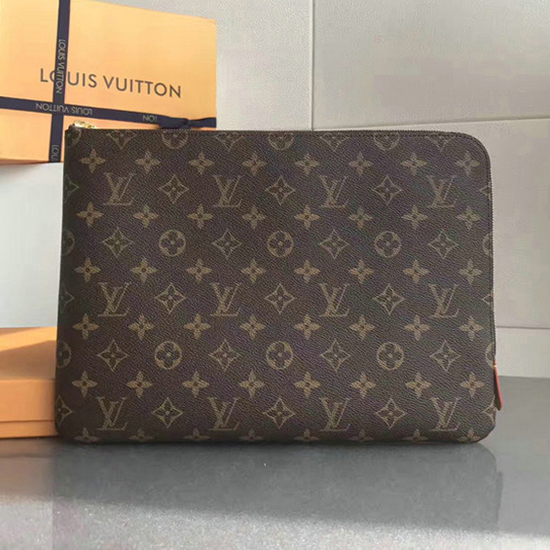 louis vuitton etui voyage gm m43442 monogram canvas. Black Bedroom Furniture Sets. Home Design Ideas