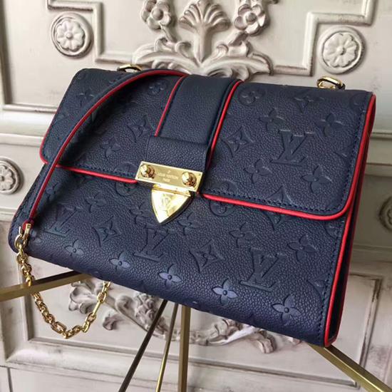 Louis Vuitton Saint Sulpice Pm M43394 Monogram Empreinte